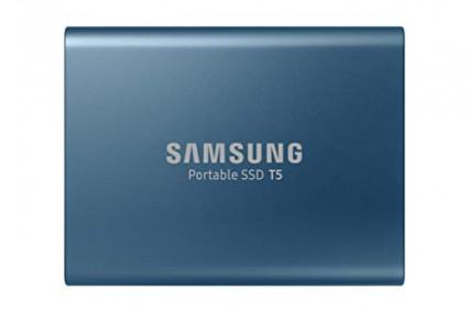 SamsungT5: un disque dur externe SSD hyper performant