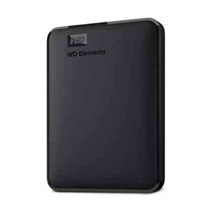 Western Digital Elements: un disque dur externe 2To grande capacité et bon marché