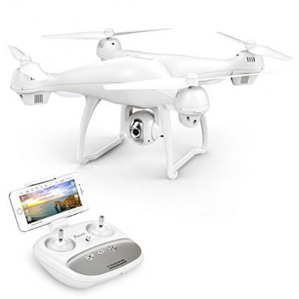 Le drone suiveur le plus design