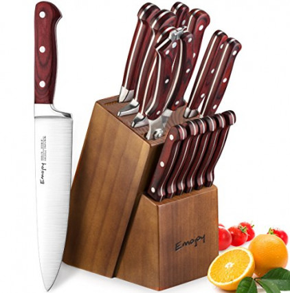 Un set de couteau paré à toute épreuve