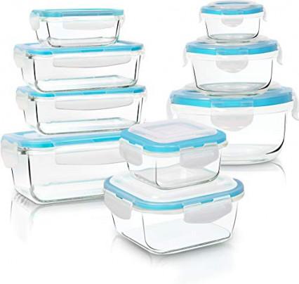 Des tupperware pour conserver vos préparations au frigo