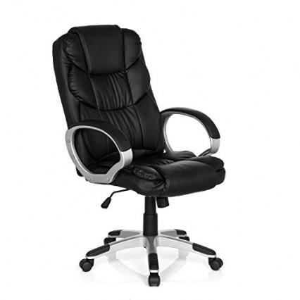 Aller droit à l'essentiel avec le fauteuil de bureau pour gamer Relax BY155