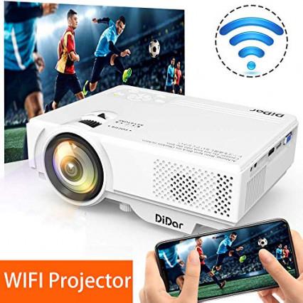 Un vidéoprojecteur portable à haute résolution
