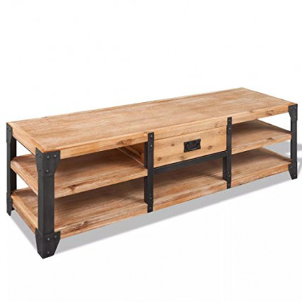 Le meuble tv en bois le plus design