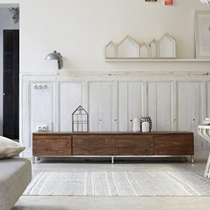 Le meuble TV en bois le plus haut de gamme