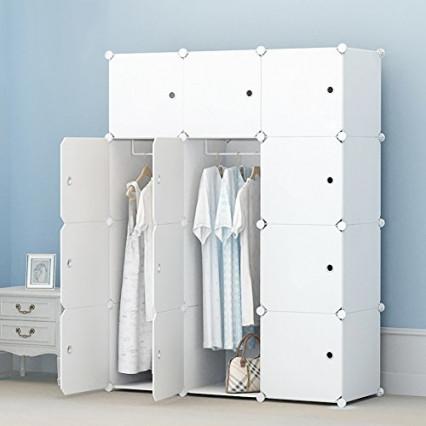 L'armoire PREMAG, un dressing modulable pour les parents ou les enfants