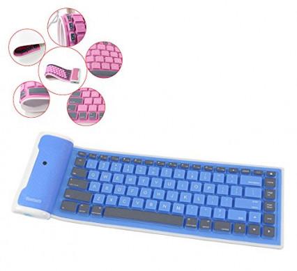 Le meilleur rapport qualité-prix: le clavier pliable souple ESupFly
