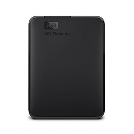 Un disque dur externe 3To Western Digital compact et résistant