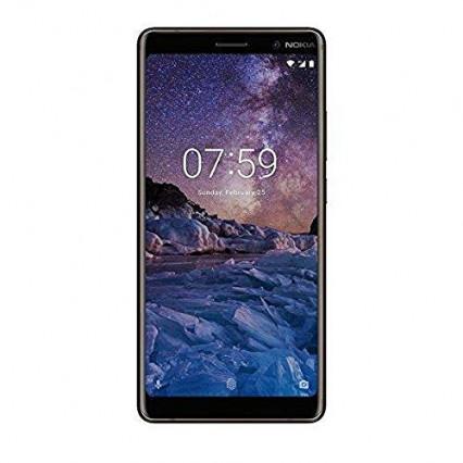 Le Smartphone Nokia Android Nokia 7 Plus 6 pouces