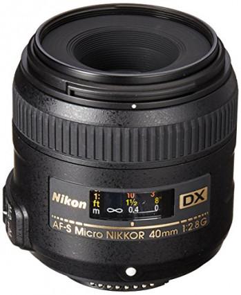 Un objectif Nikon DX pour s'initier à la macrophotographie