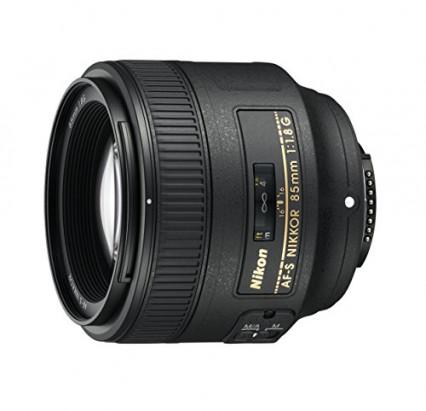 Un objectif reflex Nikon pour des clichés lumineux