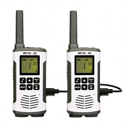 Le talkie-walkie VOX pour parler en mains libres