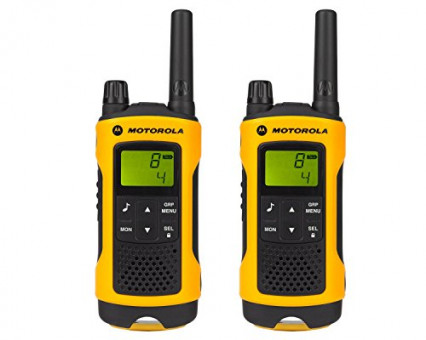 Une paire de talkies-walkies multifonctions