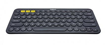 Le clavier pour ordinateur sans fil Logitech K380