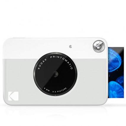 L'appareil photo instantané façon numérique
