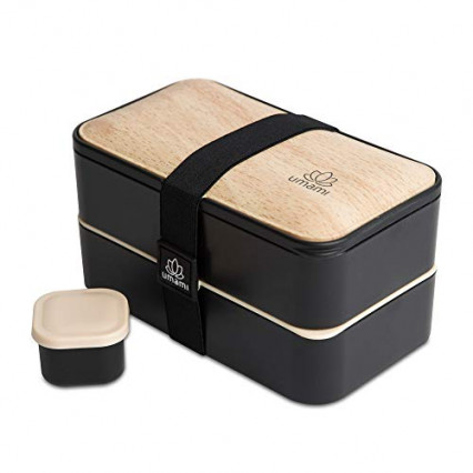 Une lunch box façon bambou