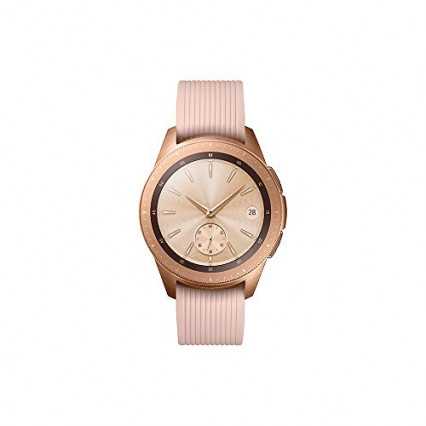 Une montre connectée Samsung pour femme toute en élégance