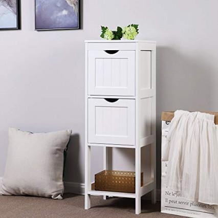 Le meuble pour salle de bain pas cher polyvalent