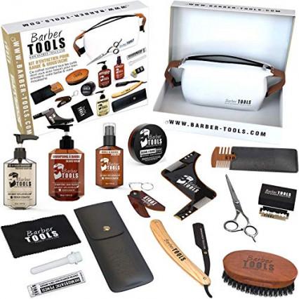 Un kit pour entretenir sa barbe