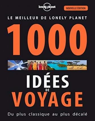 Un livre de voyage pour le/la globe trotter