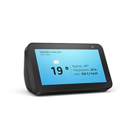 Amazon Echo Show 5, l'hybride tablette/enceinte