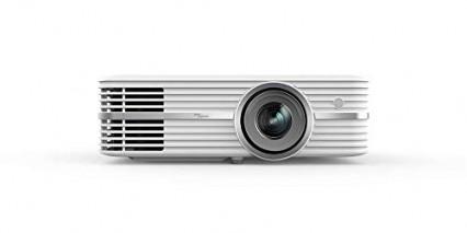 Un vidéoprojecteur 4K HDR Optoma minimaliste et silencieux