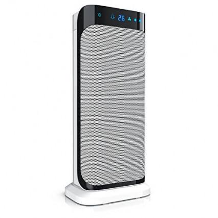 Le radiateur soufflant en céramique à télécommande