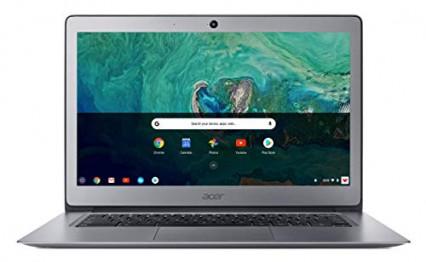 Le portable sous Chrome