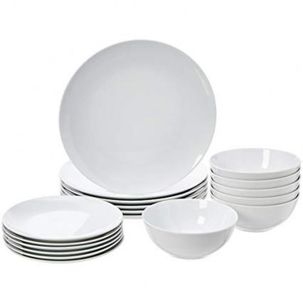 Un ensemble de vaisselle pour débuter
