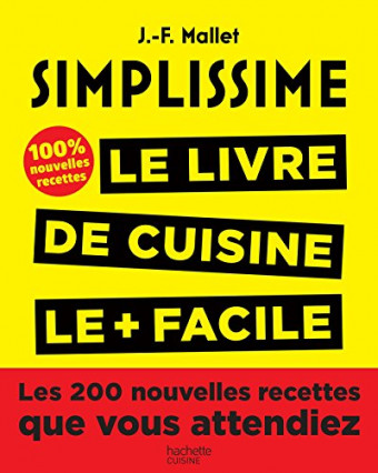 Un livre de cuisine pour les débutants