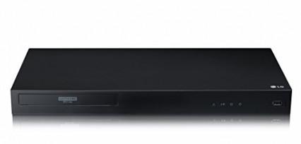 LG UBK80, la 4K abordable