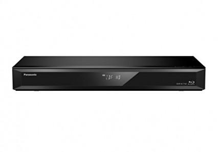 Panasonic DMR-BCT765EG, le lecteur multifonctions