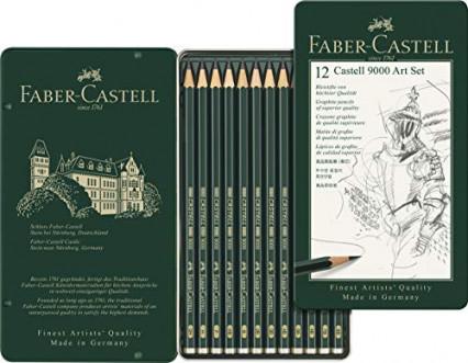 Des Crayons à dessin
