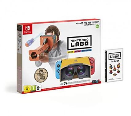 Le Kit VR Nintendo Labo, le gadget intriguant de la Switch