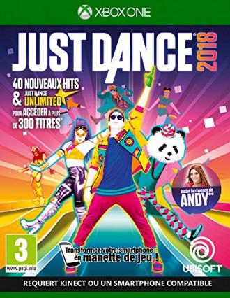 Un jeu ludique : Just Dance