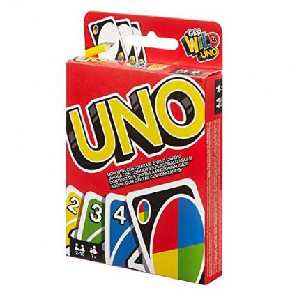 Un jeu de carte classique : le Uno