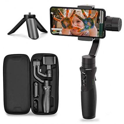 Hohem iSteady Mobile+, l'outil idéal pour les vlogs