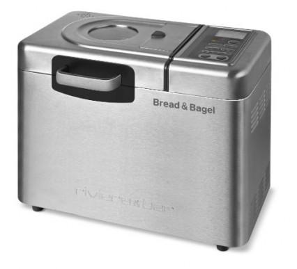 la machine à pain et bagels