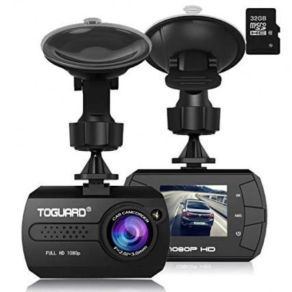 La Toguard Mini CE680, la petite dashcam en Full HD