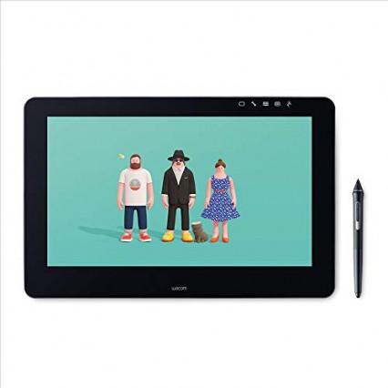 Wacom Cintiq Pro 16, la tablette graphique 4K