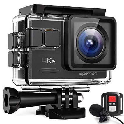 L'action cam Apeman A79, petit prix et grandes performances