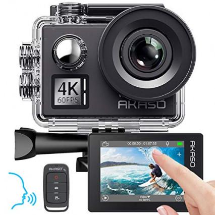 Akaso V50 Elite, l'action cam à 240 fps