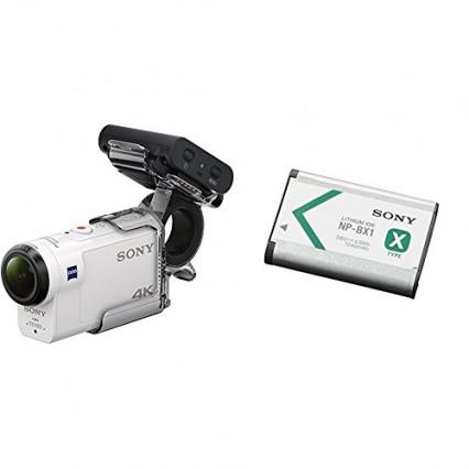 Sony FDR-X3000R, le mini-caméscope