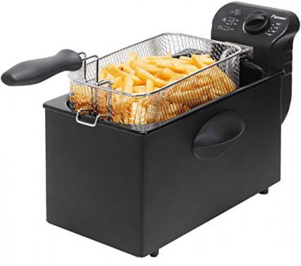 La friteuse à zone froide