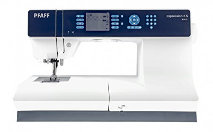 Une machine à coudre Pfaff polyvalente