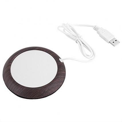 Chauffe-tasse USB Garsent, pour les consommateurs de boissons chaudes
