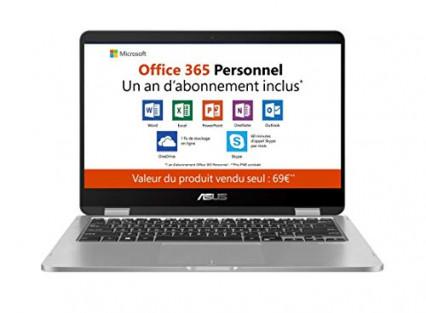 Le VivoBook FLIP TP401MA-EC066TS d'Asus, le PC hybride qui fait tablette