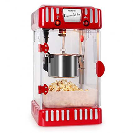 La machine à pop-corn traditionnelle
