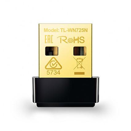 La clé WiFi TP-Link TL-WN725N pour se connecter à Internet