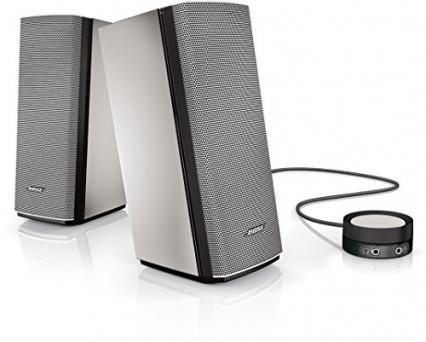 Les Bose Companion 20, le 2.0 haut de gamme